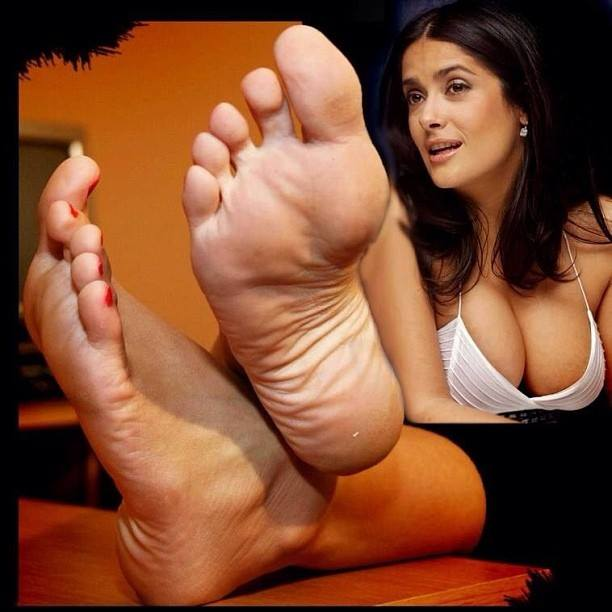 Donna matura con piedi fantastici