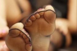 Foto Alta risoluzione per Nylon Feet